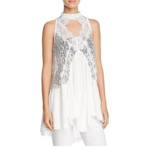 NWT Free People Lace Dress/Top